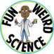 fun weird science logo
